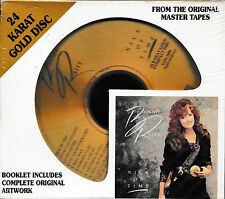 BONNIE RAITT - NICK OF TIME / DCC / GZS-1099 / 24 KARAT GOLD CD/NEW&SEALED!