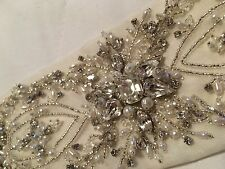 BNWT Diamond and Pearl belt