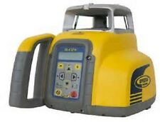 SPECTRA GL412N LASER LEVEL EXCAVATOR PACKAGE W/LR60W & MAGNETIC MOUNT