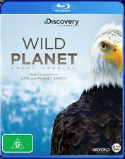 Wild Planet - North America (Blu-ray, 2014, 2-Disc Set)