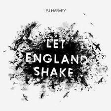 """PJ HARVEY """"LET ENGLAND SHAKE"""" CD NEU"""