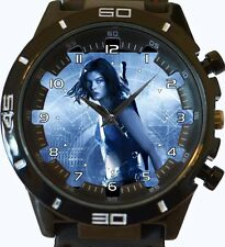 Resident Evil Retro New Gt Series Sports Unisex Gift Watch