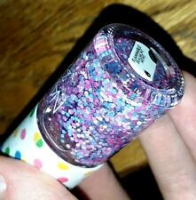 NEW! NAILS INC Dotty Nail Polish in BEAUMONT MEWS ~ Mixed Glitter
