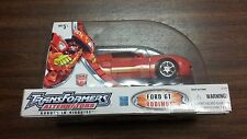 Transformers  SDCC EX 2007 Alternators Rodimus Ford GT NEW