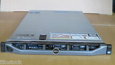 DELL PowerEdge r620 e5-2660 2 x 8-Core Xeon 2.7ghz 48gb RAM Server Rack 1u h710