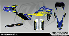 KIT DECO SHERCO FACTORY  250/300/450 SE /SEF 2015