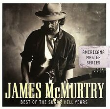 Best of the Sugar Hill Years by James McMurtry (CD, Mar-2007, Sugar Hill)