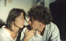 JANE BIRKIN ALAIN SOUCHON COMEDIE ! 1987 JACQUES DOILLON PHOTO ANCIENNE N°5