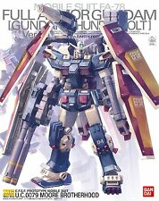 MG Master Grade Full Armor Gundam Thunderbolt ver. 1/100 model kit Bandai