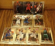2012-12 PRIZM BASKETBALL 10 CARD LOT. TIM DUNCAN, KYLE LOWRY, NORRIS COLE, MAYO