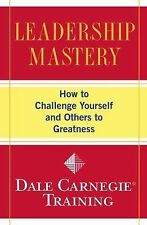 New Book Leadership Mastery Dale Carnegie Training