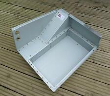 Land Rover Series 2 2a 3  Under Seat Locker - Twin Battery Box / Tool Tray