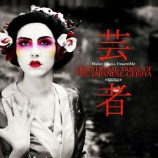 Traditional Music Of The Japanese Geisha - Hideo Ensemble O (2013, CD NEUF) CD-R