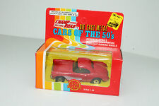 CHAMP OF THE ROAD HONG KONG CARS OF THE 50'S, 1953 CORVETTE, 1:43, NEW IN BOX