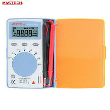 NUOVO Mastech ms8216 Mini Auto Range LCD digitale Multimeter AC/DC Tensione Tester