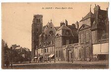CPA 21 - DIJON (Côte d'or) - 11. Place Emile Zola