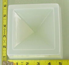 Pyramid mold 785 paperweight crafts resin jewelry making scrapbooking