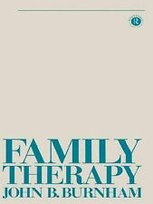 Tavistock Library of Social Work Practice: Family Therapy : First Steps...
