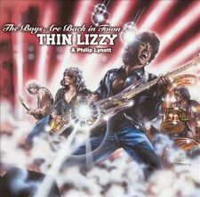 The Boys Are Back in Town [Limited] Thin Lizzy THE SWEDISH COLLECTION VERY GOOD