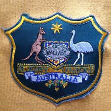 Wallabies Australia Rugby Union Canterbury Jersey Shirt