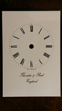 THWAITES & REED CARRIAGE CLOCK DIAL