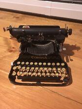 Corona #3 Folding Typewriter INSTRUCTION MANUAL