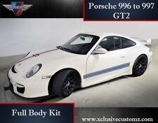 Porsche 911 996 a 997 Gt2 Cuerpo Completo Kit De Conversión