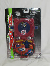 Beyblade Portable Playset:Storm Attack Dragoon Storm Vs Galeon.New On card 2002