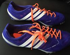 ADIDAS ADIZERO PRIME ACCEL TRACK AND FIELD MENS SHOES M29508 NEW SIZE 11