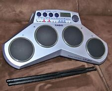 Casio LD-50 Electronic Drums Drum Machine Assignable Lighted Percussion Pads