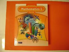 Florida Edition Advanced Mathematics 1