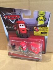 DISNEY CARS DIECAST-Alex Machino-Francesco Bernoulli Pitty-Franqueo Combinado