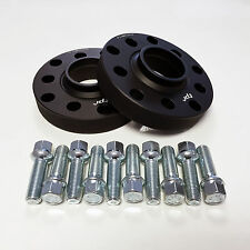 TPI 20mm Hubcentric Wheel Spacers & Extended Wheel Bolts Audi A4 B6 (00-04)