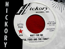 NEAL FORD AND THE FANATICS~WAIT FOR ME~RARE~ MINT PROMO~PSYCH~GARAGE 45
