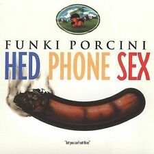 Funki Porcini Hed Phone Sex CD