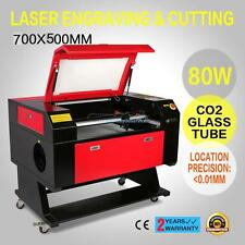 80W USB MACHINE LASER À GRAVER CO2 cutter laser engraver machine Gravure dans
