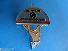 Pin's pin CLOCHE A FROMAGE RESTAURANTS GERARD JOULIE (ref L12)