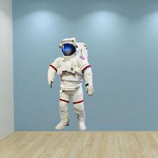 De Alto Astronauta Espacio Hombre arte de pared calcomanía Calcomanía decoración niños Dormitorio Vinilo