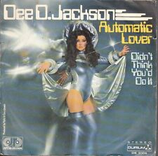 13479 DEE D JACKSON  AUTOMATIC LOVER