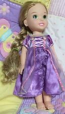 "Disney Princess Rapunzel 15"" Toddler Doll - Tangled"