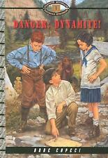 Cascade Moutain Railroad Mystery: Danger! Dynamite! No. 1 by Anne Capeci (2003,