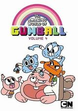 The Amazing World Of Gumball: Vol. 4, DVD, ,