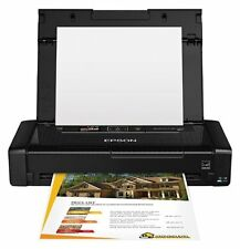 Epson WorkForce WF-100 Wireless Mobile Printer Wi-Fi Direct USB