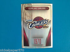 2014-15 Panini NBA Sticker Collection N. 89 CLEVELAND CAVALIERS LOGO