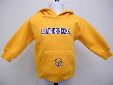 NEW WESTERN ILLINOIS LEATHERNECKS INFANT 12 MONTH 12M by OUTERSTUFF HOODIE 37LS
