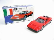 VINTAGE TOMICA F57 FERRARI BB 512 MADE IN JAPAN RARE
