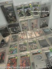 The Complete Halo VGA Collection 1 2 3 4 Wars Reach ODST Controller New XBOX 360