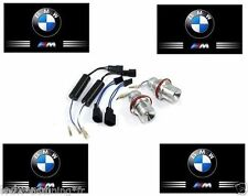 2 LED 10W CREE ANGEL EYES BMW X5 E53 PHASE 2 DE 2004 A 2006