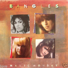"The Bangles Manic Monday written by Prince NM Canada/US 7"" vinyl Susanna Hoffs"