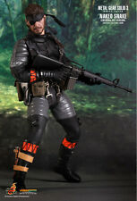 HOT TOYS VGM-15 METAL GEAR SOLID 3 NAKED SNAKE EATER 1/6 Scale Action Figure